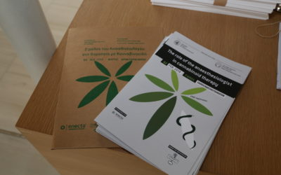 "Medical cannabis: more than 170 doctors attended the seminar ""The role of the anesthesiologist in cannabinoid therapy"""